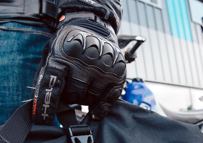 Review: Held Air N Dry motorcycle gloves - SBS Mag