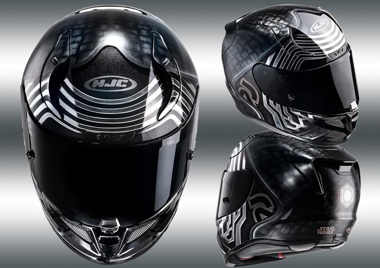 new star wars kylo ren hjc rpha11 helmet sbsmag. Black Bedroom Furniture Sets. Home Design Ideas