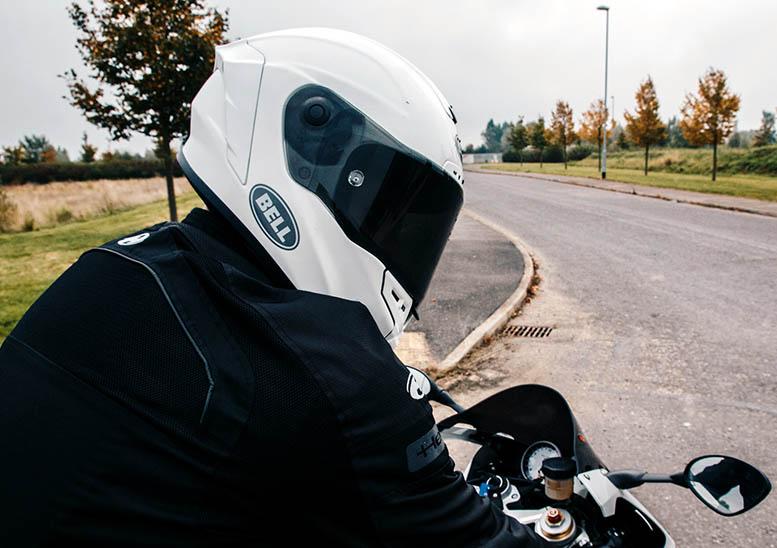 Bell Star Motorcycle Helmet Review Sbs Mag