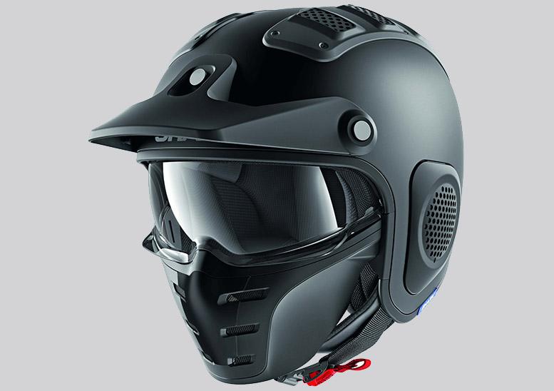 new gear cool new shark bike helmets for 2018 sbs mag. Black Bedroom Furniture Sets. Home Design Ideas