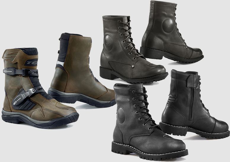 New 2018 Tcx Motorcycle Boots Arrive Sbsmag