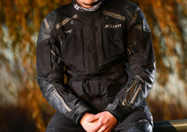 KTM Apex MC Jakke SortOransj Motorspeed AS