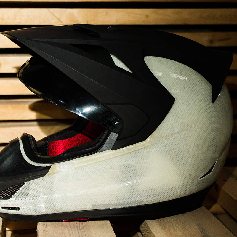 The peak is pretty all-encompassing, but its aerodynamics are very efficient