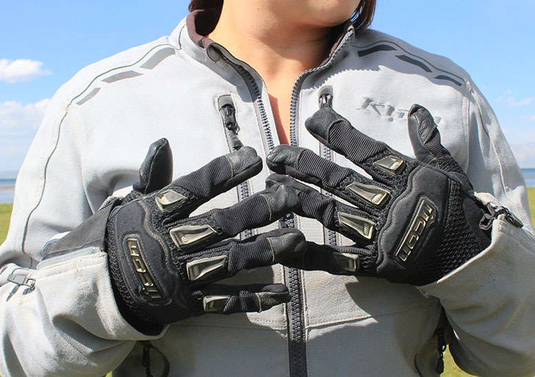 Icon Twenty Niner gloves