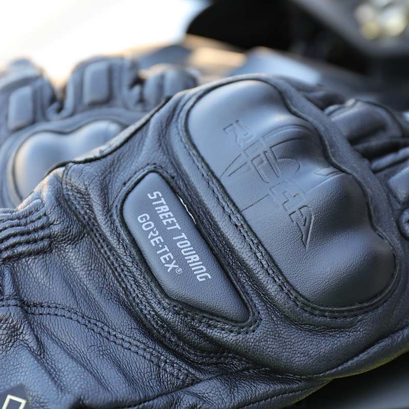 Richa Street Touring Gore-Tex motorcycle gloves review - SBS Mag