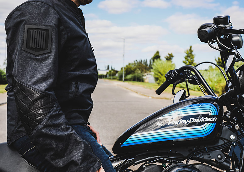 Icon 1000 Akromont textile jacket review