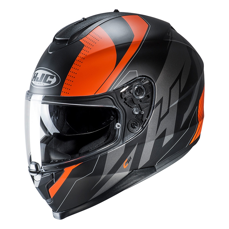 HJC C70 Boltas - Orange