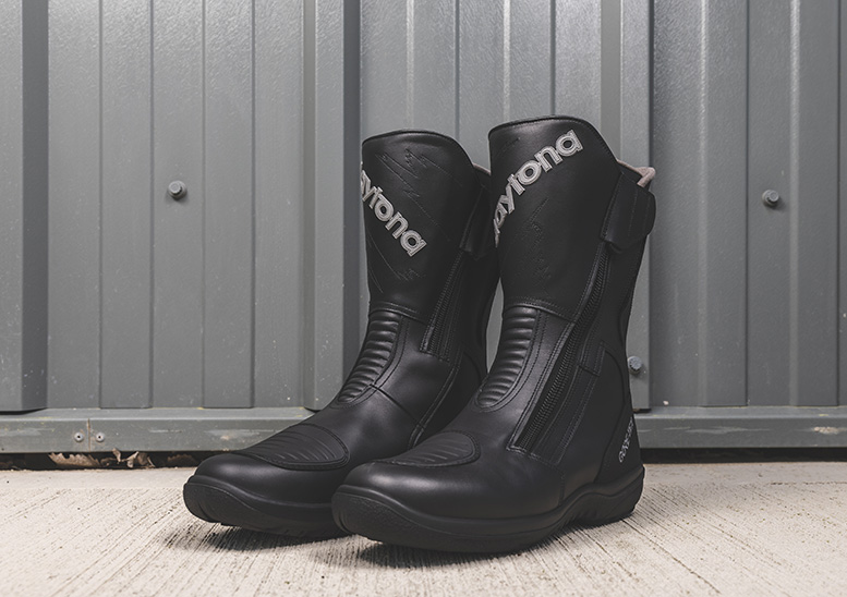 Five of the best... Gore-Tex motorcycle boots