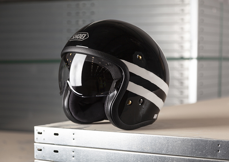 professional sale 100% genuine exquisite style Five of the best... retro open-face helmets - SBSMag