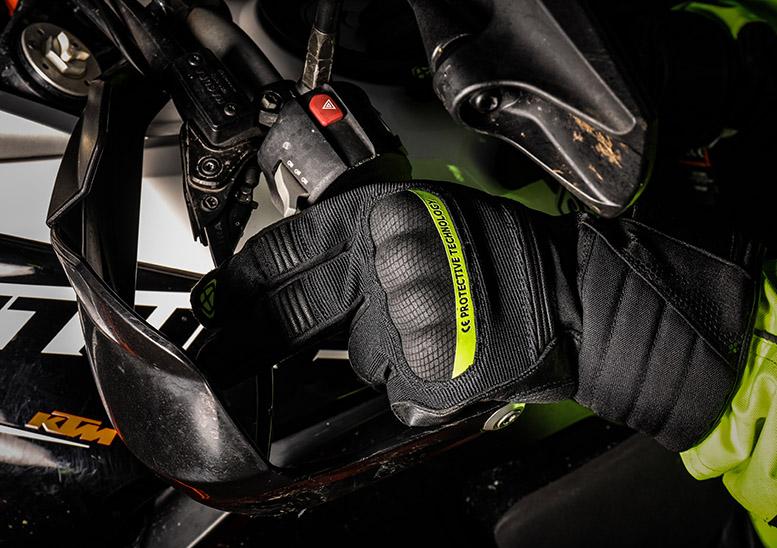 Ixon Pro Tenere gloves review