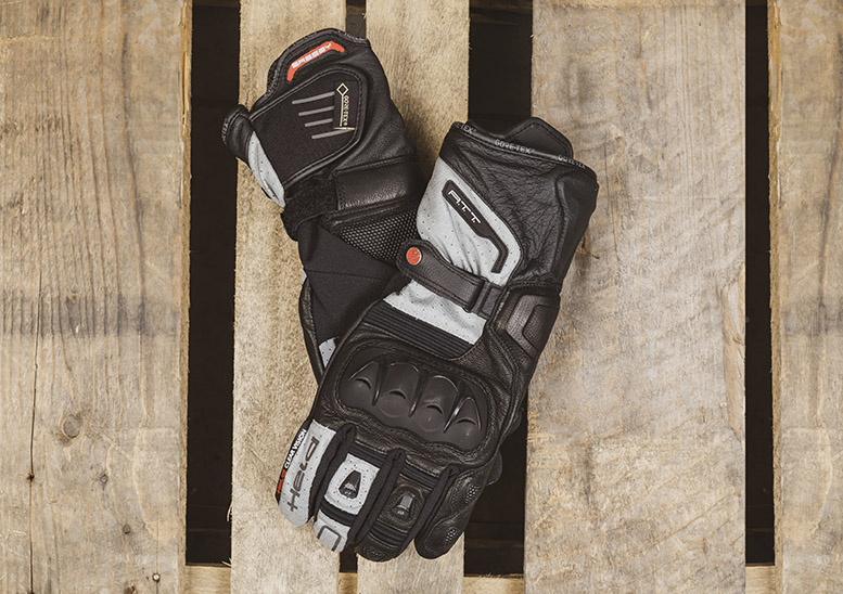 Five of the best... Gore-Tex motorcycle gloves