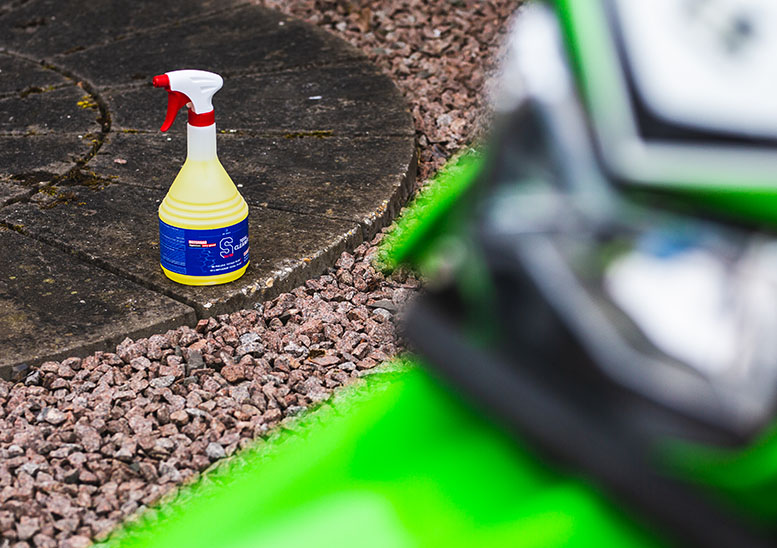 Five of the best... motorcycle cleaning products