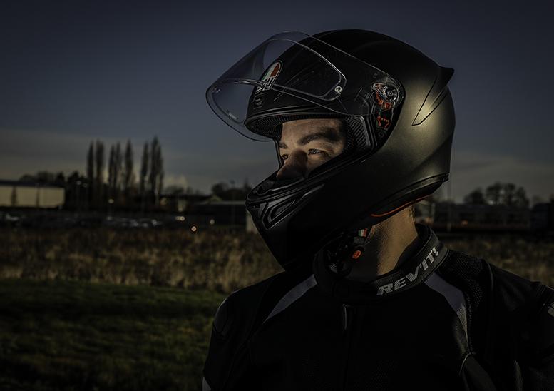 AGV K1 helmet review