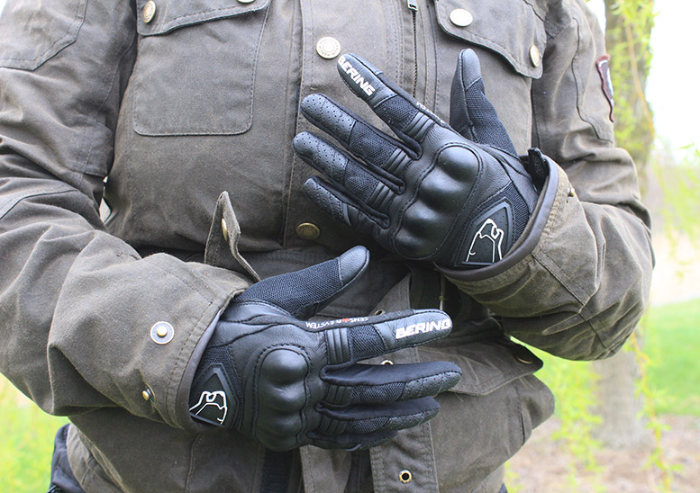 Bering Ladies Ginza gloves review