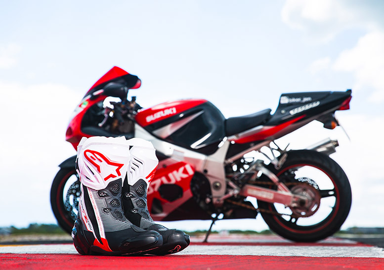 Five of the best... race boots