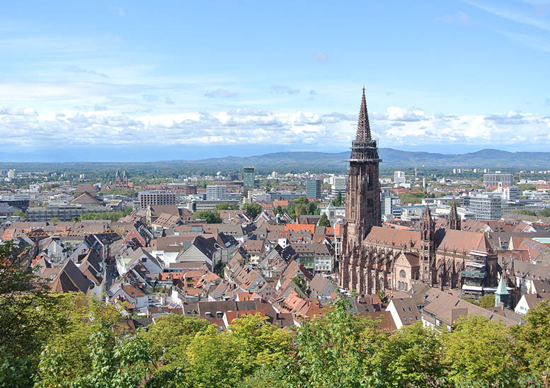 Go to Freiburg and visit the historic Minster, which took over 300 years to construct