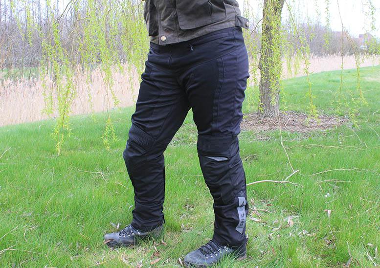 Richa Ladies Air Vent Evo textile jeans