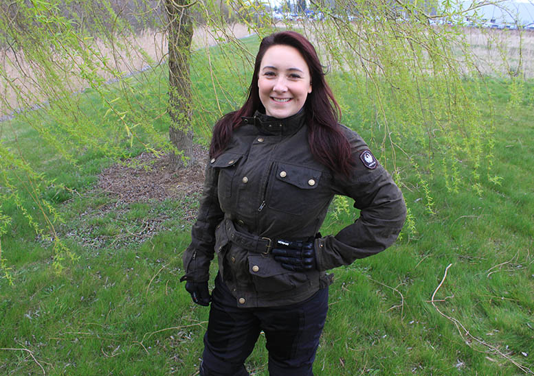 Merlin Atlow textile jacket review