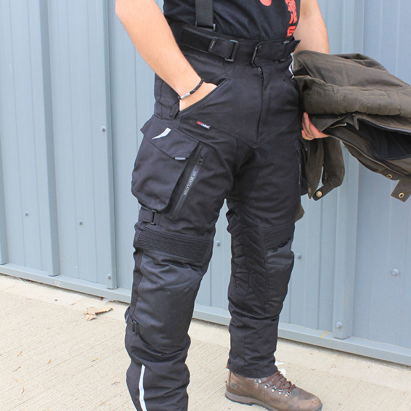 The Lynx jeans have two leg length options - short (30in) or regular (32in)