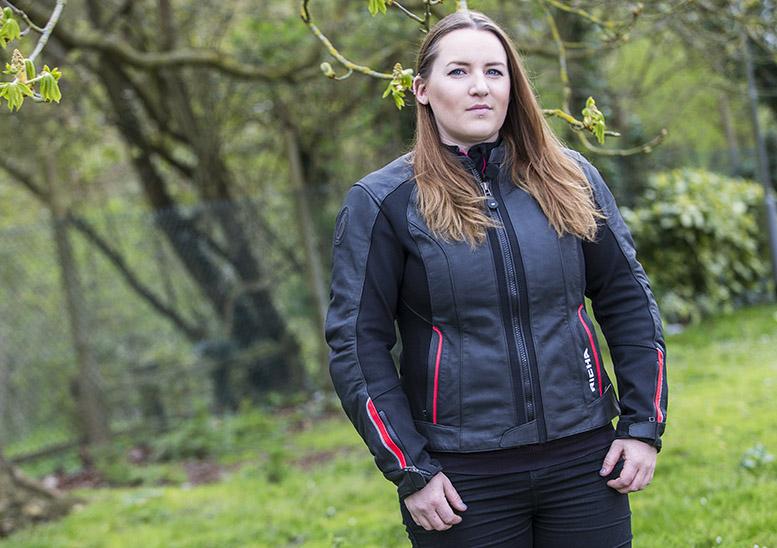 Richa Ladies Nikki leather jacket review