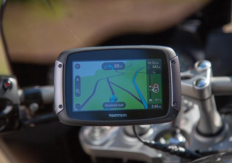 TomTom Rider 550 Premium motorcycle sat-nav review