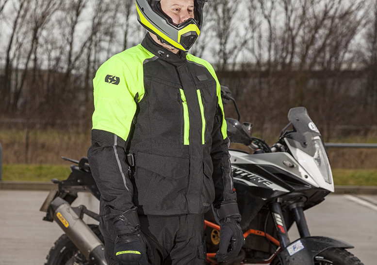 Oxford Continental Advanced textile jacket review
