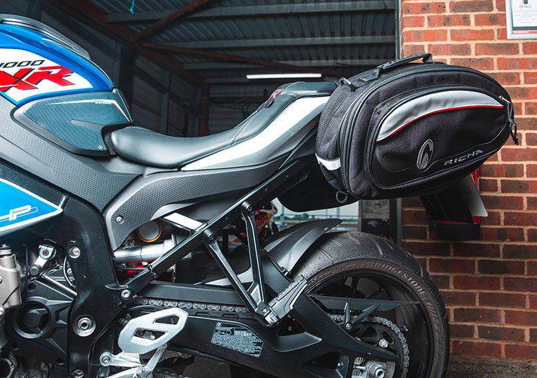 Five of the best... soft motorcycle panniers
