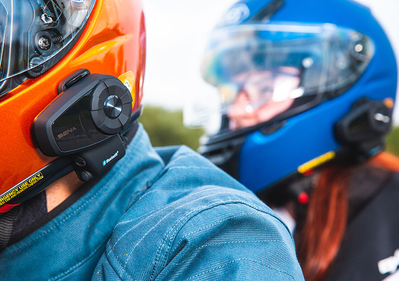 Five of the best... rider to pillion intercoms