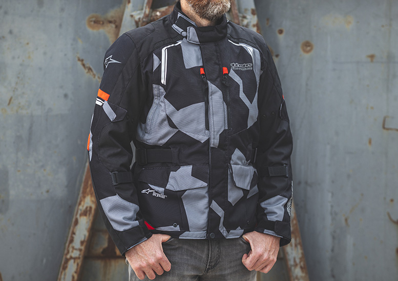 How to choose... a textile touring jacket