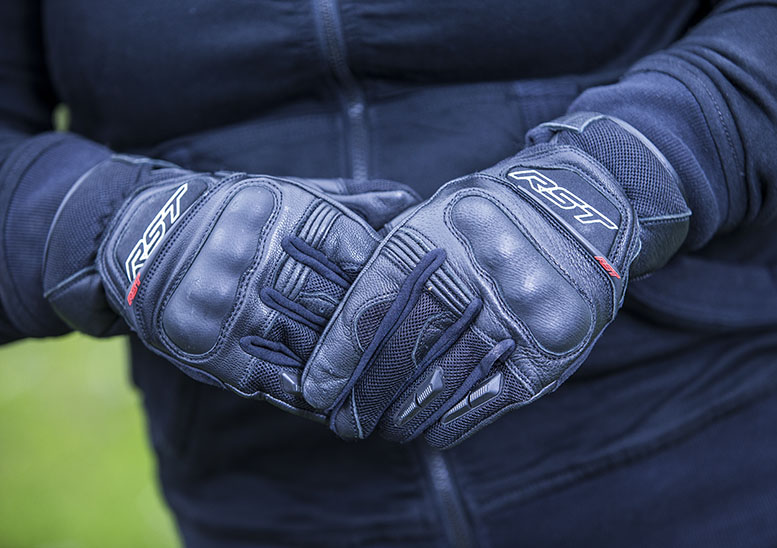 RST Ladies Urban Air 2 CE gloves review