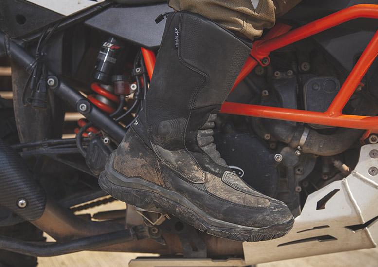 Alpinestars Campeche Drystar boots review