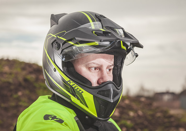 Klim Krios helmet review