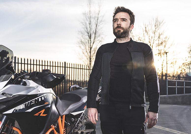 Knox Zephyr textile jacket review