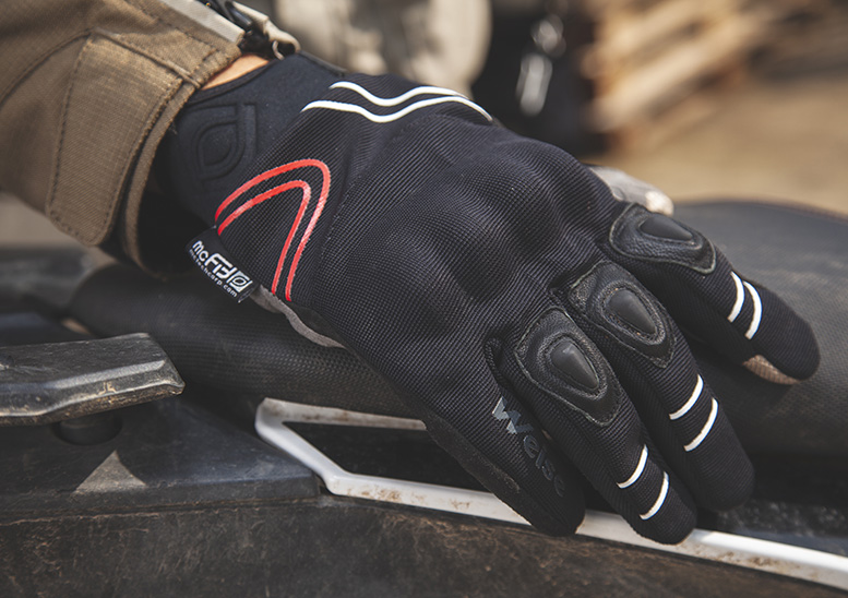 Weise Wave WP gloves review