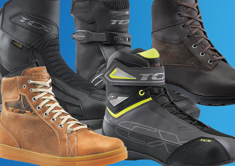 Introducing... new boots lead TCX's 2020 collection