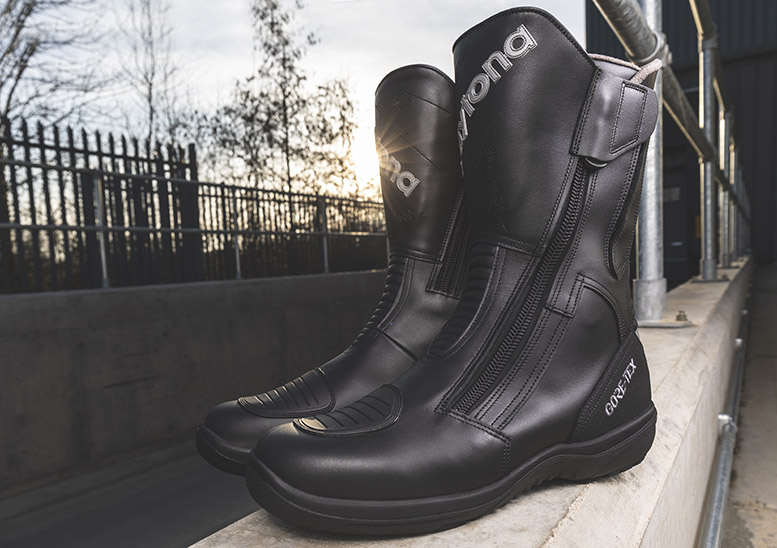 Daytona Road Star GTX boots review