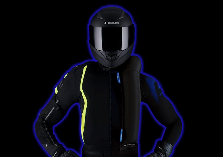 Motorcycle airbag jackets: a 2020 vision