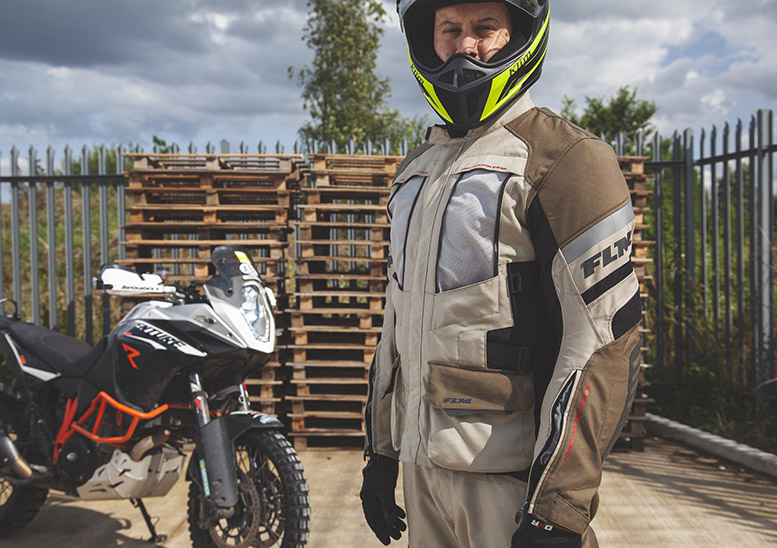 FLM Travel Textile Jacket 2.0