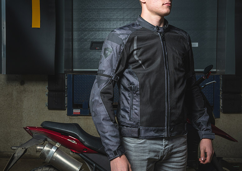Rev'it Torque textile jacket review