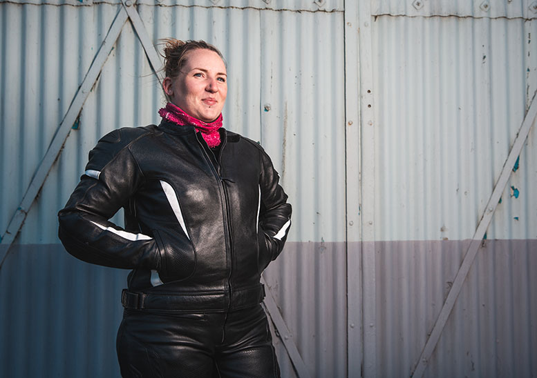 RST Ladies GT CE leather jacket review