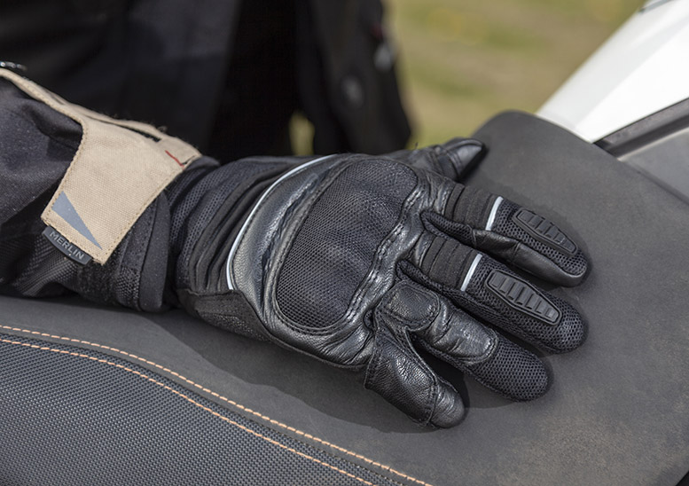 Alpinestars Crosser Air Touring gloves review