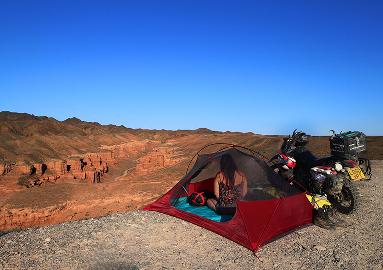How to budget for a big bike adventure and nail the paperwork