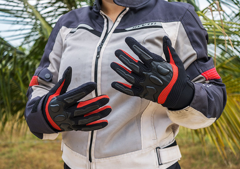 Dainese Air Frame gloves review
