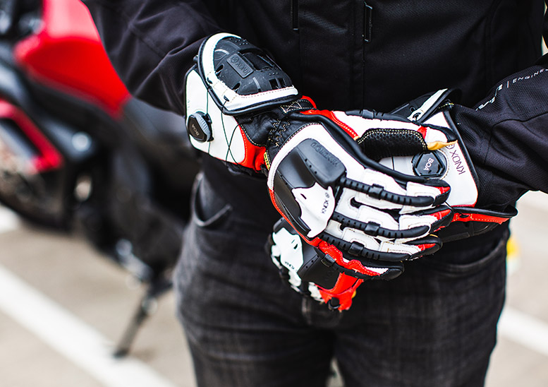 Five of the best... race gloves over £100