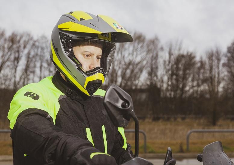 Five of the best... adventure helmets