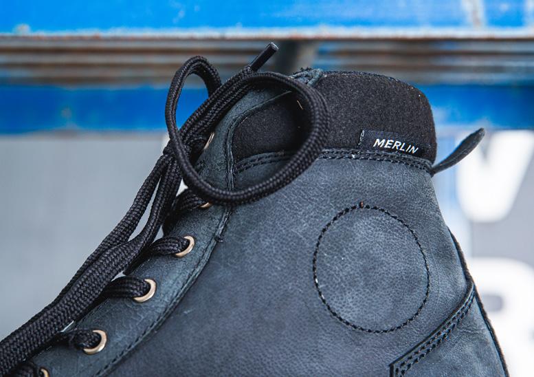 Merlin Ladies Selena waterproof boots