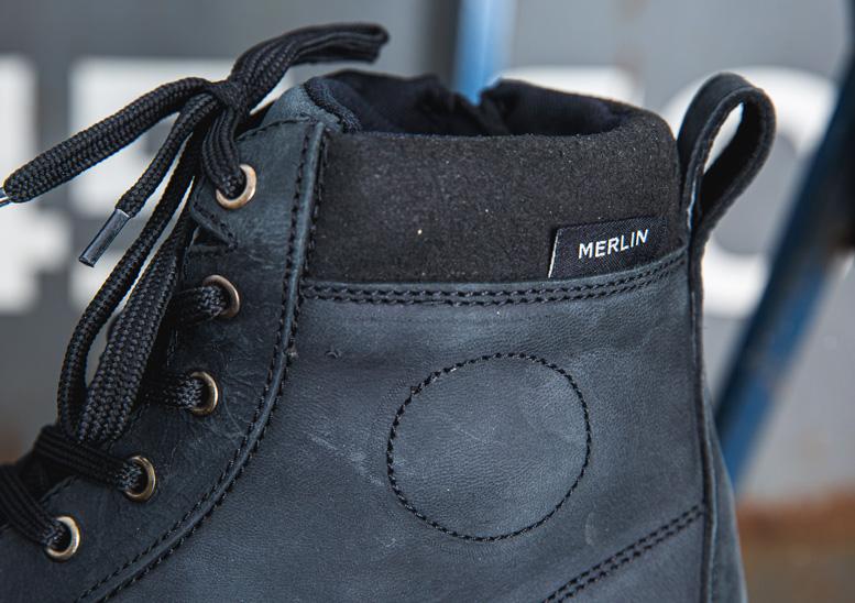 Merlin Ether waterproof boots