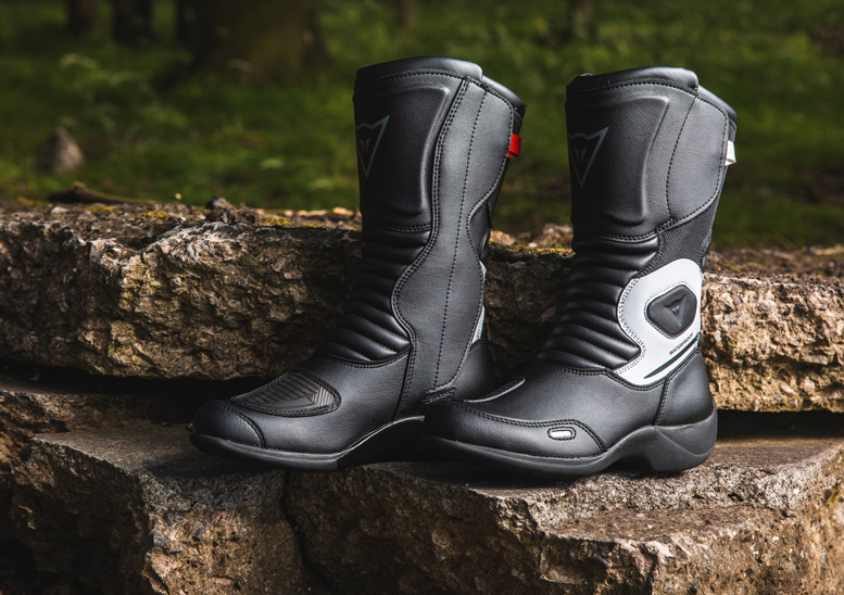 Five of the best... ladies waterproof motorcycle boots