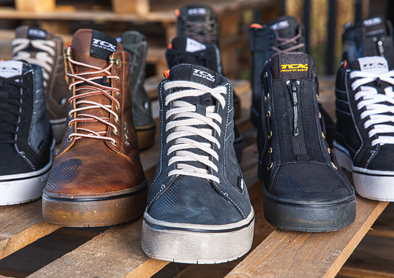 Introducing… TCX's 2021 urban boot collection
