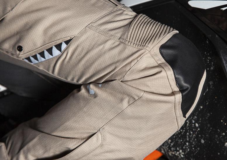 Alpinestars Mowat Drystar textile jeans